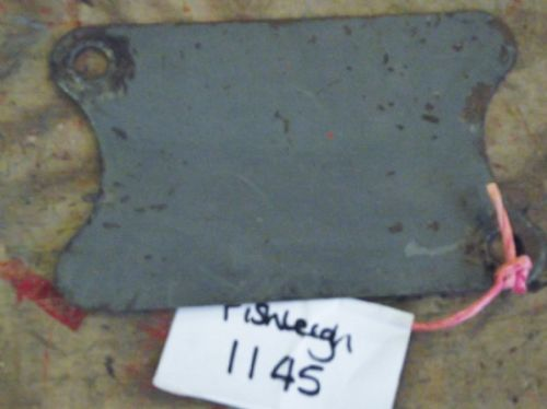 Ferguson Tractor Sump Cover Plate .